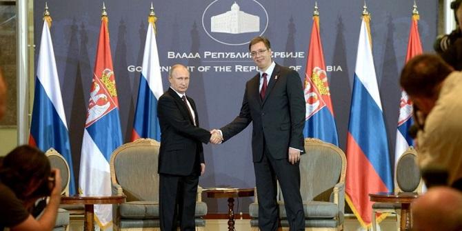 Россия может обыграть Запад на Балканах