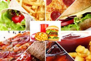 Как есть быструю еду без вреда для здоровья