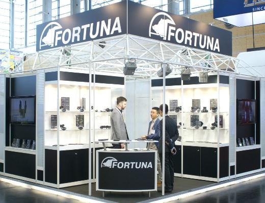Выставка IWA 2017: новые универсальные тепловизоры FORTUNA