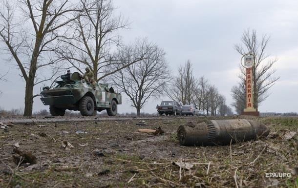 Опасная зона в Балаклее сужена до трех километров