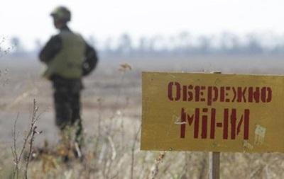Саперы назвали самые заминированные места Донбасса
