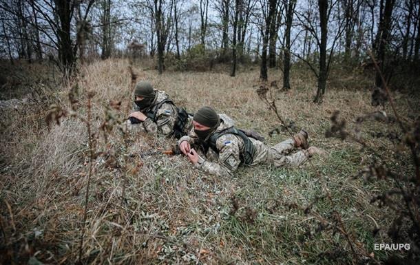 Штаб: Возле Марьинки произошел бой ВСУ с диверсантами