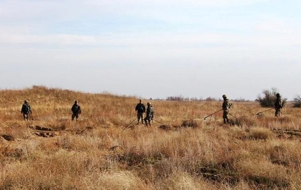 НАТО выделит Украине свыше миллиона евро на разминирование