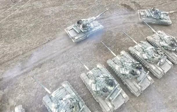 Украина провела батальонные учения в зоне АТО