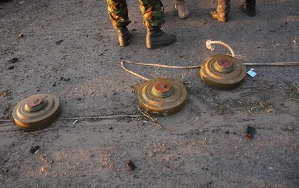 За время АТО от взрывов мин погибли 42 ребенка