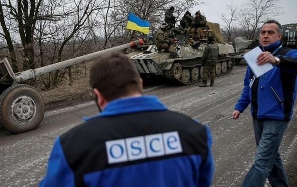 ОБСЕ: Уровень насилия на Донбассе снизился на 20%