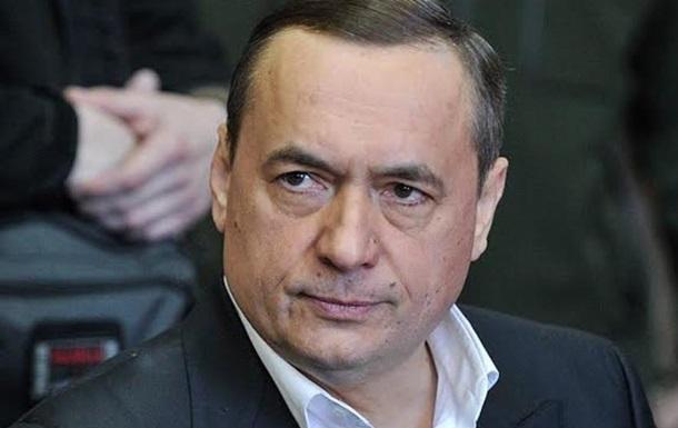 Суд обязал Мартыненко сдать все паспорта