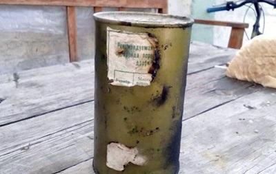 На Донбассе два ребенка обожглись порохом