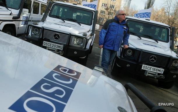 МИД Украины отреагировал на подрыв машины ОБСЕ