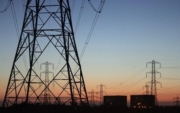 Украина остановила подачу электроэнергии в ЛНР