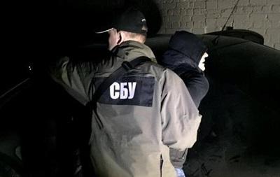 В Борисполе задержали банду рэкетиров