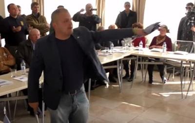 Организация Медведчука пожаловалась в полицию на мэра Конотопа