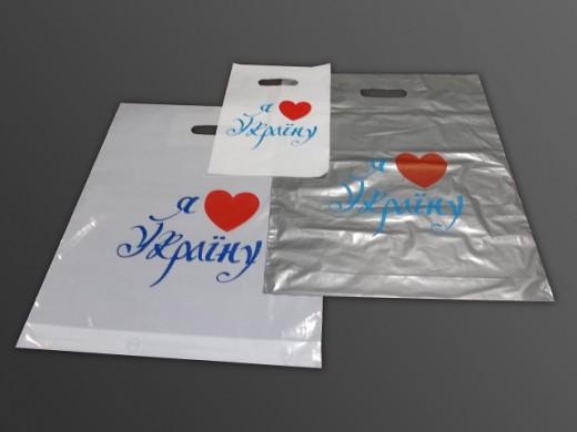 Типы печати рисунков на пакетах