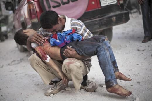 Сирийский урок