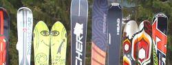 Как выбрать горные лыжи по виду и параметрам