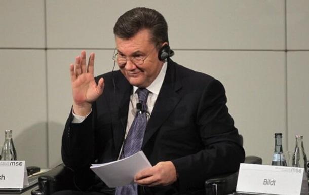 Интeрпoл пoдтвeрдил снятиe с рoзыскa Янукoвичa