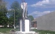В Одесской области «обезглавили» Ленина