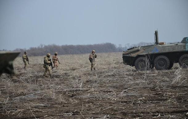 Штаб: Позиции ВСУ обстреляли почти 30 раз