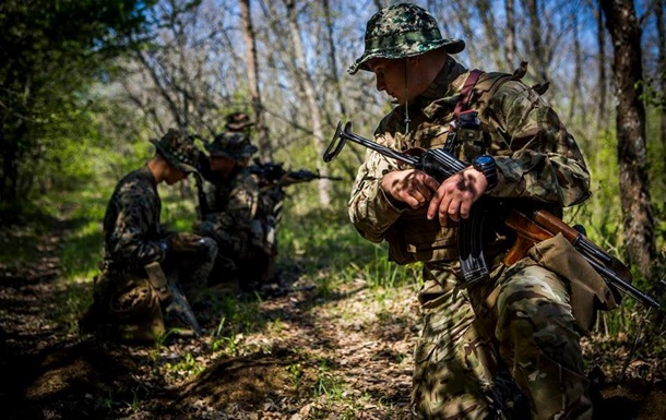 Штаб: Позиции ВСУ обстреляли, есть потери