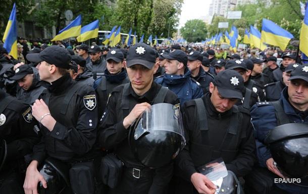 В Украине 9 мая задержаны почти 50 человек — Кива