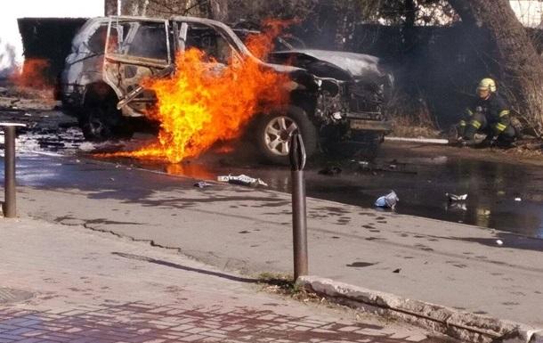 Полковника СБУ в Мариуполе взорвала женщина — журналист