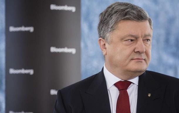 Антикоррупционеры проверяют декларацию Порошенко