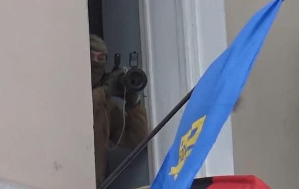 Аваков назвал причину силового штурма офиса ОУН