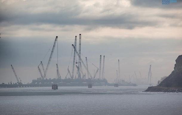 Керченский мост грозит экологической катастрофой — Киев