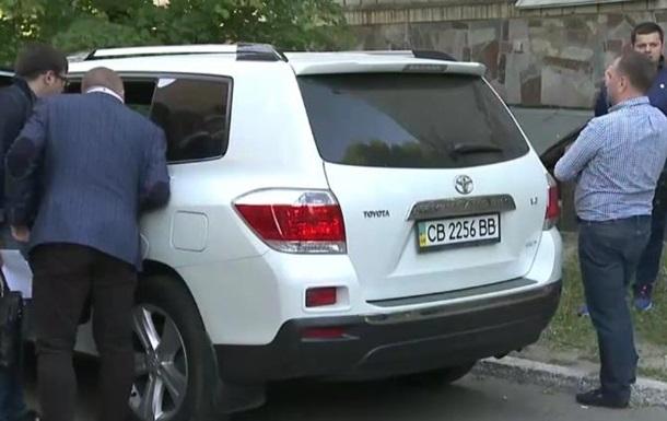В Киеве задержали правоохранителя из-за взятки