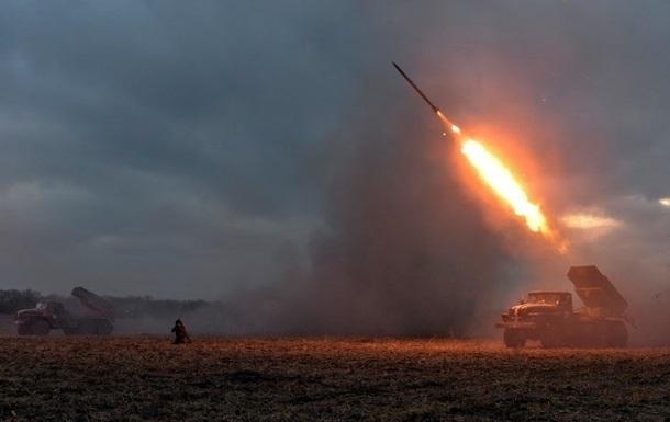 Штаб: Позиции ВСУ под Опытным обстреляли из Градов