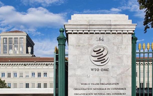 Киев получил от Москвы требование по иску в ВТО