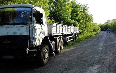 ДТП в Полтавской области: одна жертва, пять пострадавших