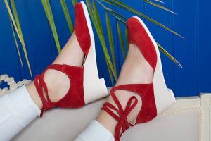 Лето-2017: модная легкая женская обувь