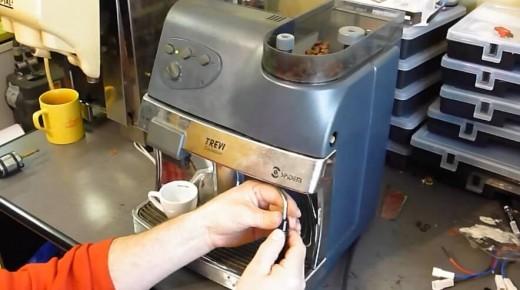 Куда обратиться для ремонта кофемашины?