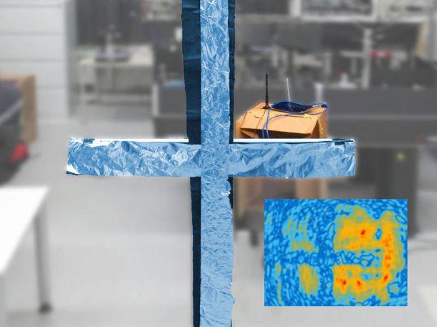 Wi-Fi роутер может использоваться для получения голограмм