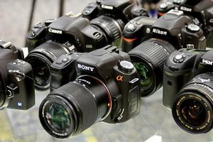 Выбрать фотоаппарат на FreeMarket.ua быстро, удобно и просто