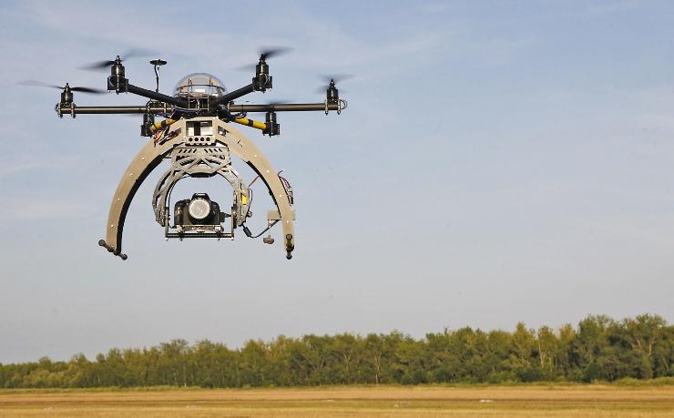 Операторам дронов пора переходить на стандарт LTE