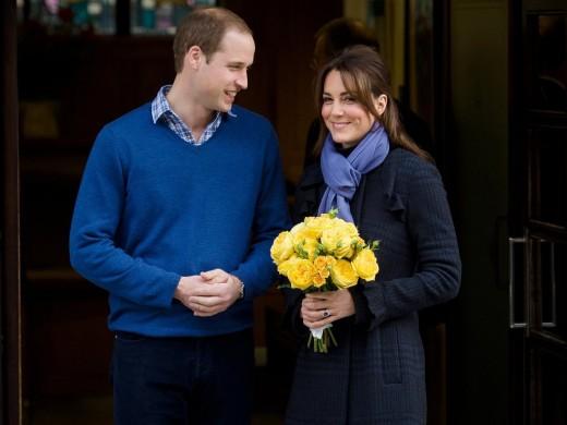 У принца Уильяма и Кэтрин будет сын