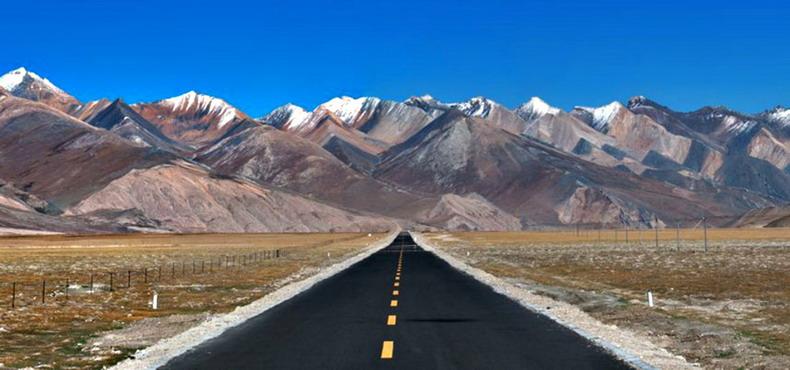 Китайский Шёлковый путь принимает мировые масштабы