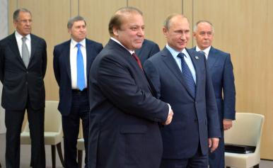 Чем обусловлено сотрудничество России и Пакистана?