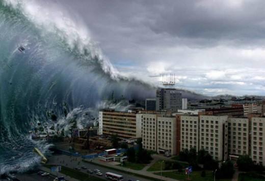 NASA предрекает смерть всему живому. Всемирный потоп начнется, когда под воду уйдут европейские столицы.