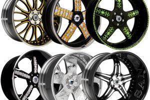 Какими бывают колесные диски и как их правильно выбирать?
