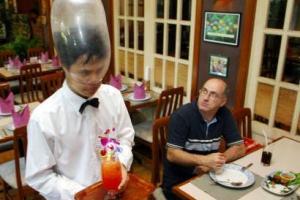 Топ-5 самых необычных ресторанов мира