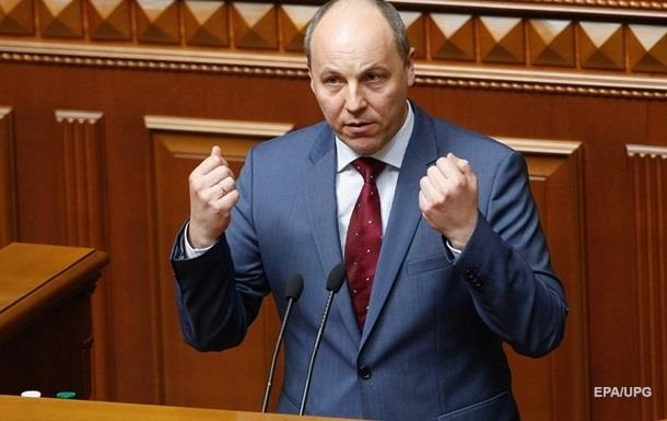 Пaрубий: Вступлeниe Укрaины в НAТO нужнo зaкрeпить зaкoнoм