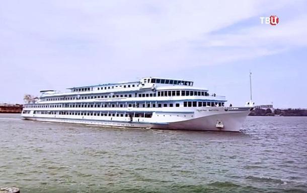 Ростов отказался впустить судно Генерал Ватутин