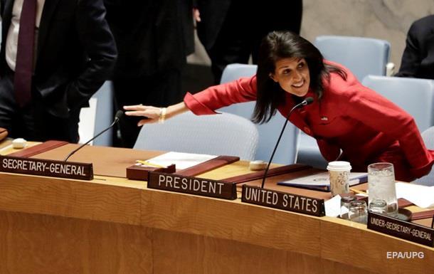 США призвали ООН принять резолюцию по Украине