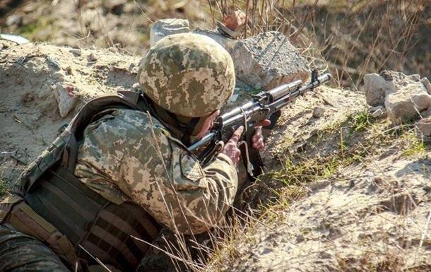 ВСУ отбили атаку сепаратистов на Луганщине − штаб