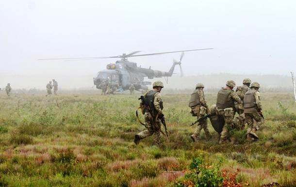 С начала суток в зоне АТО ранены два бойца – штаб