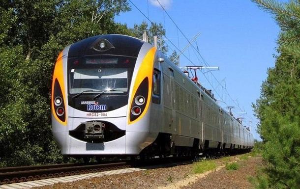 Поезд Киев-Краков будет ходить с 1 августа