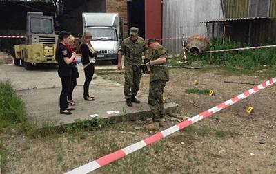 В Хмельницком пенсионер взорвал гранату